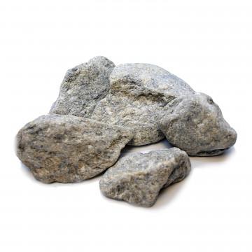 Камни ТАЛЬКО-ХЛОРИД 20 кг, мелкий, обвалованный