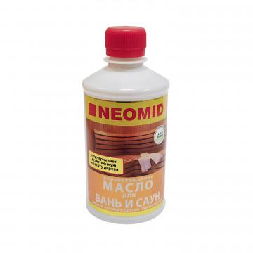 Масло для бань и саун NEOMID 0,25 л