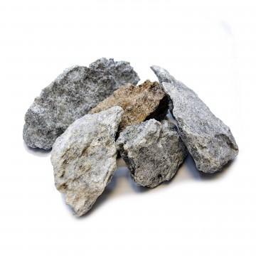 Камни ТАЛЬКО-ХЛОРИД 20 кг, мелкий, колотый