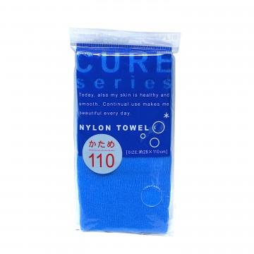 Мочалка OHE Cure Nylon Towel Hard 28х110