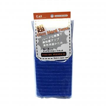 Мочалка KAI Chou Hard Towel 28х120