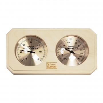 Термогигрометр SAWO № 221-THA