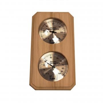Термогигрометр SAWO № 221-THVD